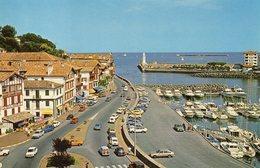 CIBOURE - Le Quai Ravel Et Le Port De Plaisance - Artaud 11 - Vierge - Tbe - Ciboure