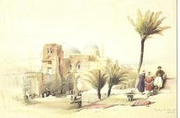IGLESIA DEL SANTO SEPULCRO. JERUSALEM ISRAEL. HOLY LAND - Israel