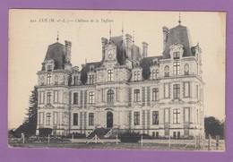 LUE, CHATEAU DE LA TRUFFIERE. - France