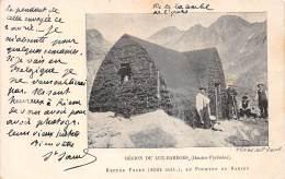 65 - HAUTES PYRENEES / 65846 - Luz Barèges - Refufe Pagée - France