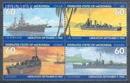 Micronesia 1995 Mi 435-438 MNH ( ZS7 MCRvie435-438 ) - Mikronesien