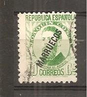 Tánger Español - Edifil 73 - Yvert 192 (usado) (o) - Marruecos Español