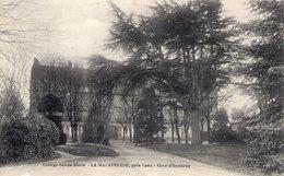 Cpa Caen College Ste Marie  La Maladrerie 14 Calvados - Caen