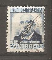 Tánger Español - Edifil 78 - Yvert 197 (usado) (o) - Marruecos Español