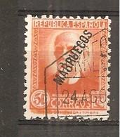Tánger Español - Edifil 79 - Yvert 198 (usado) (o) - Marruecos Español