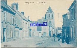 Chécy - La Grande Rue - 1927 - France