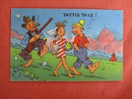 Humor-- Tattle Tale    Ref 3012 - Humour