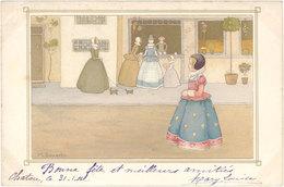 Cpa Illustrateur - M. Sowerby - Illustrators & Photographers