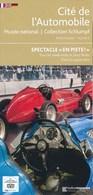 Frankreich Mulhouse Automobil - Museum Formel 1 Alte Modelle Auto Faltblatt 5 Seiten - Reiseprospekte