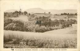 19.ENVIRONS DU LONZAC.N°33.LES MONEDIERES.ROUTE DE JARENNE - Autres Communes