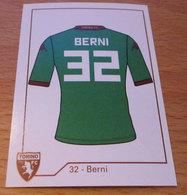 TORINO FC LE FIGURINE ERREDI  2013/14  N. 12 - Stickers