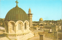 ISR - PAL - Jerusalem - Chapel Of Ecce Homo - Chapelle Du Ecce Homo - Holy Views / Garo Photographic M.N. N° 143 (circ.) - Palestine
