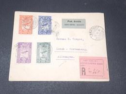 ETHIOPIE - Enveloppe En Recommandé De Addis Abeba Pour L 'Allemagne En 1931 - L 20620 - Ethiopie