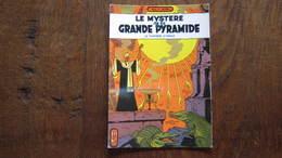 CARTE POSTALE  BLAKE ET MORTIMER LE MYSTERE DE LA PYRAMIDE LA CHAMBRE D'HORUS   JACOBS - Blake Et Mortimer