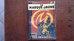 CARTE POSTALE  BLAKE ET MORTIMER LA MARQUE JAUNE   JACOBS - Blake Et Mortimer