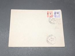 FRANCE - Surcharge Libération De Pons Reversée Sur Enveloppe En 1944 - L 20625 - Libération
