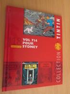TIN718 BD Cartonné Petit Format A5 , TINTIN HERGE VOL 717 POUR SYDNEY ET LULU 2010 Env 16 Page Sur La Réalisation Du DVD - Hergé