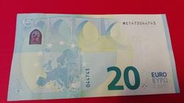 20 EURO PORTUGAL M003 I6 - M003I6 - MC1472044743 - UNC - FDS - NEUF - EURO