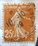 Type Semeuse Camée N°  235 - 1906-38 Semeuse Camée