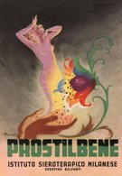 PROPAGANDA  FARMACI   , Illustratore  Adolfo  Busi - Busi, Adolfo