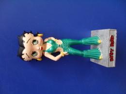 Figurine Collection Résine Betty Boop Danseuse Disco 14 Cm Héros Cartoons - Figurines