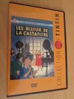 TIN718 DVD Neuf (jamais Utilisé) TINTIN HERGE LES BIFORE DE LA CASTAJIOUX , DESSIN ANIME DE 2010 - Hergé