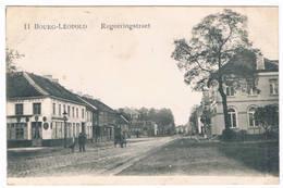 Bourg-Léopold - Regeeringstraet 1915 (2 Scan's) - Leopoldsburg