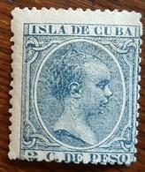Cuba: Timbre N° 74 (YT) Neuf Avec Trace De Charnière - Cuba