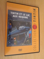 TIN718 DVD Neuf (jamais Utilisé) TINTIN HERGE LE LAC AUX REQUINS LONG METRAGE ANNEES 70 - Hergé