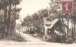 SAINT TROJAN Les BAINS -  Route De La Petite Plage - Ile D'Oléron