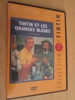 TIN718 DVD Neuf (jamais Utilisé) TINTIN HERGE LES ORANGES BLEUES LONG METRAGE ANNEES 70 - Hergé