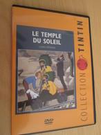 TIN718 DVD Neuf (jamais Utilisé) TINTIN HERGE LE TEMPLE DU SOLEIL LONG METRAGE ANNEES 70 - Hergé