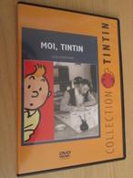 TIN718 DVD Neuf (jamais Utilisé) MOI, TINTIN DOCUMENTAIRE SUR HERGE - Hergé