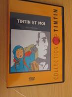 TIN718 DVD Neuf (jamais Utilisé) TINTIN ET MOI , DOCUMENTAIRE SUR HERGE - Hergé