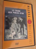 TIN718 DVD Neuf (jamais Utilisé) LE CRABE AUX PINCES D'OR , FILM D'ANIMATION N&B ANNEES 40 - Hergé