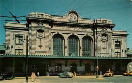 Etats-Unis - Colorado - Denver - Union Station - Voitures - Automobile - Chemins De Fer - Gares - Gare - Bon état - Denver