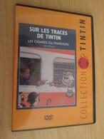 TIN718 DVD Neuf (jamais Utilisé) REPORTAGE SUR LES TRACES DE TINTIN : LES CIGARES DU PHARAON - Hergé