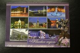 Postcard Kharkov Region (500086) - Ukraine