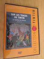 TIN718 DVD Neuf (jamais Utilisé) REPORTAGE SUR LES TRACES DE TINTIN : L'ORDRE DU TEMPLE SOLAIRE - Hergé