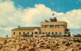 Etats-Unis - Colorado - Highway Summit House - Pikes Peak - Voitures - Automobile - Semi Moderne Petit Format - Bon état - Etats-Unis