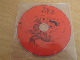 "TIN718 DVD Neuf (jamais Utilisé) DVD Rectificatif , La 1e Edition Présentant Un ""bug"" : TINTIN AU TIBET - Hergé"