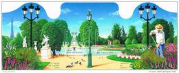 """France 2004 - BF 70 """"Jardins De France"""" (Salon Du Timbre 2004) - Blokken En Velletjes"""