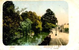 IOW - BONCHURCH - POND 1905 Iow2 - England