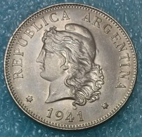 Argentina 50 Centavos, 1941 ↓price↓ - Argentina