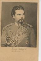 ALLEMAGNE - BAVIERE - BAYERN - Portrait Du KOENIG LUDWIG II , In Generalsuniform - Germany