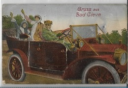 GR6/ GROETEN UIT BAD CLEVE - Gruss Aus.../ Gruesse Aus...