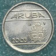 Aruba 5 Cents, 2003 - Antilles Neérlandaises