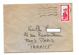 Lettre Flamme Muette Hiller Sur Voiture ! - Machine Stamps (ATM)