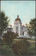 View Of Parliament Buildings, Victoria, British Columbia, 1909 - MacFarlane Postcard - Victoria