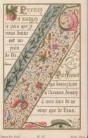 Image Pieuse Editeur Bonamy 1892 LOT AE7) - Images Religieuses
